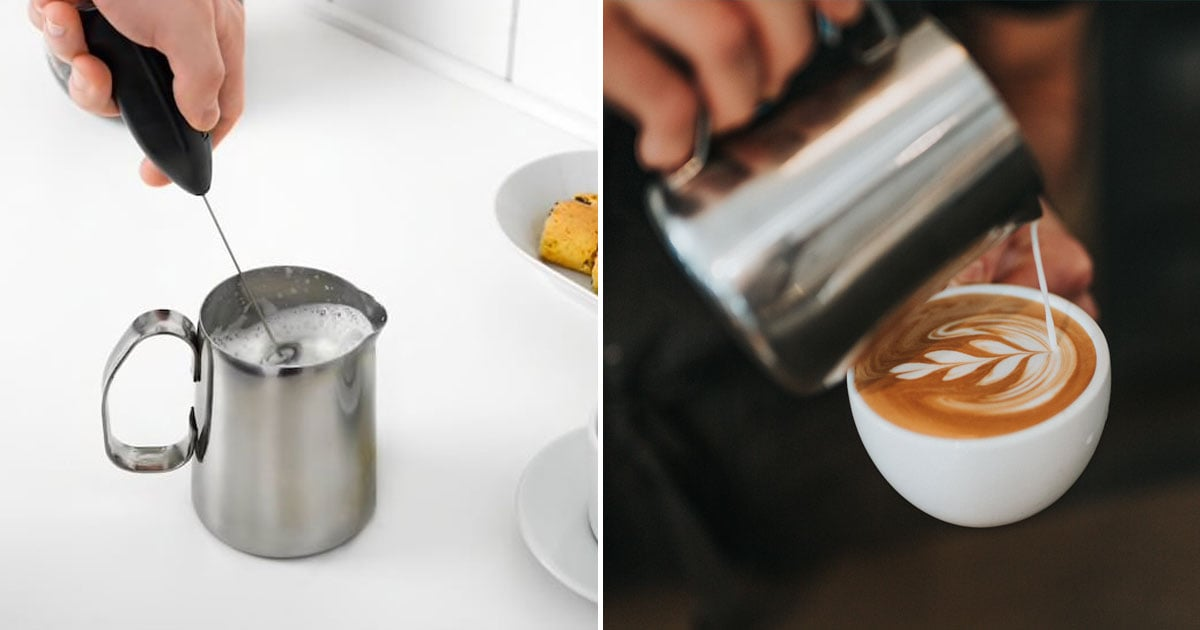 This $3 Milk Frother From Ikea Makes Starbucks-Level Coffee