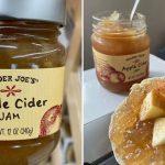 Apple Cider Jam at Trader Joe's