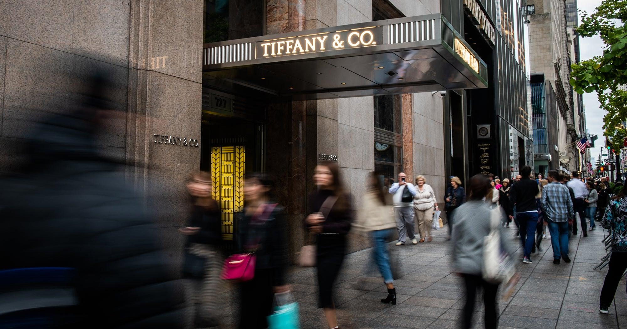 LVMH Acquires Tiffany & Co. For $16.2 Billion