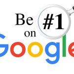 Ranking on the first results of Google?