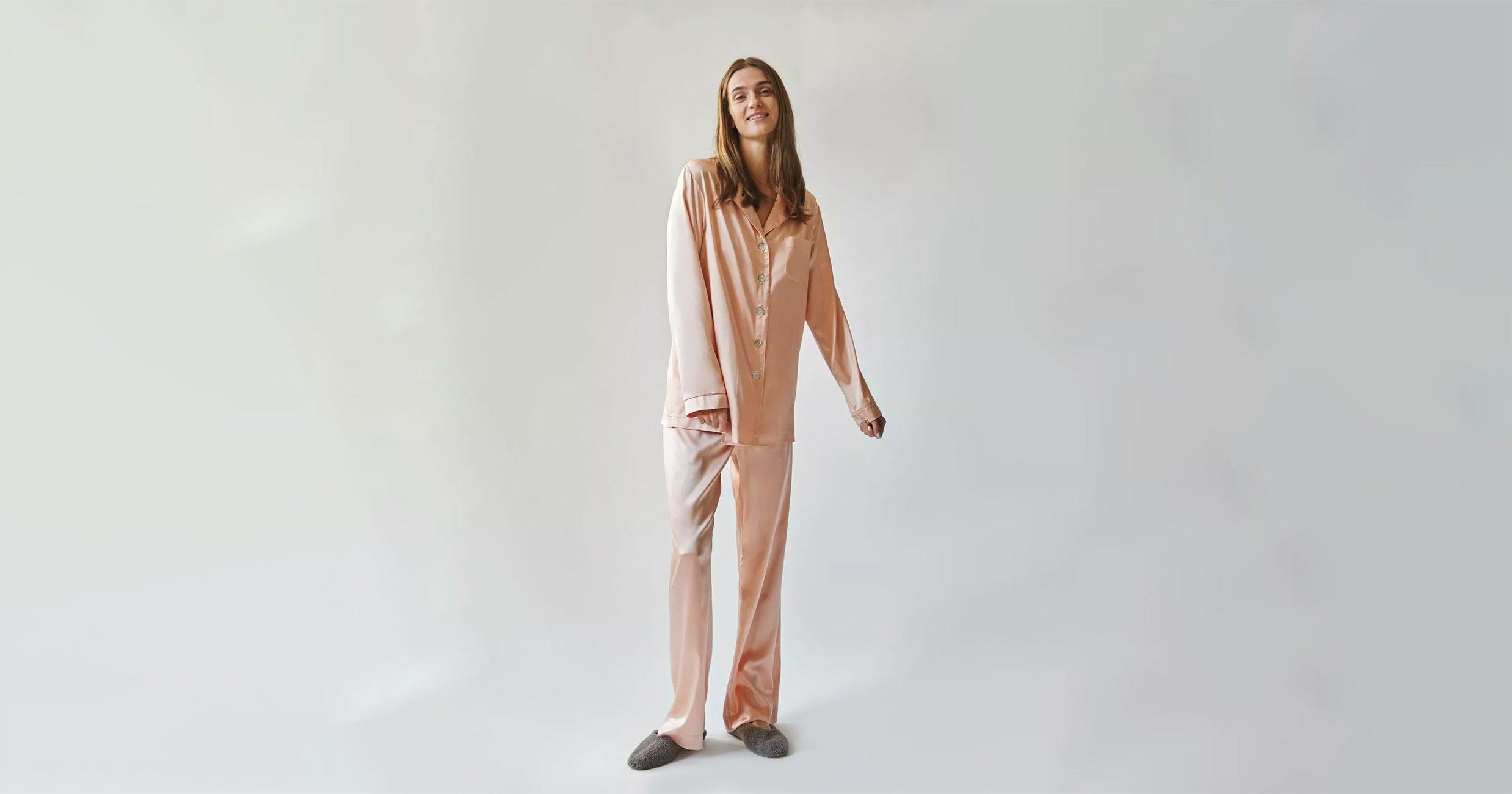 Silk Pajamas And Sleep Sets For Women